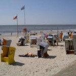 Badeurlaub, Haus Strandkieker, Nordseeurlaub